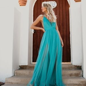 Vici Talk of the Town Maxi Dress